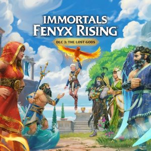 Immortals Fenyx Rising: Gli Dei Perduti per PlayStation 4