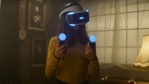 Layers of Fear VR, live action launch trailer for the game on PlayStation VR