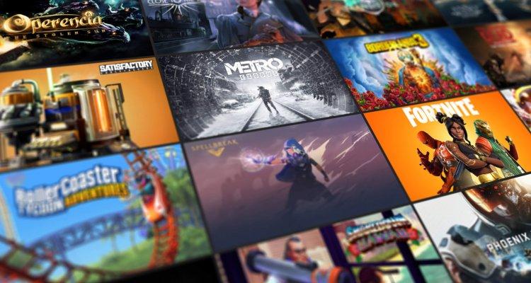 Epic Games Store: giochi Microsoft e Nin …