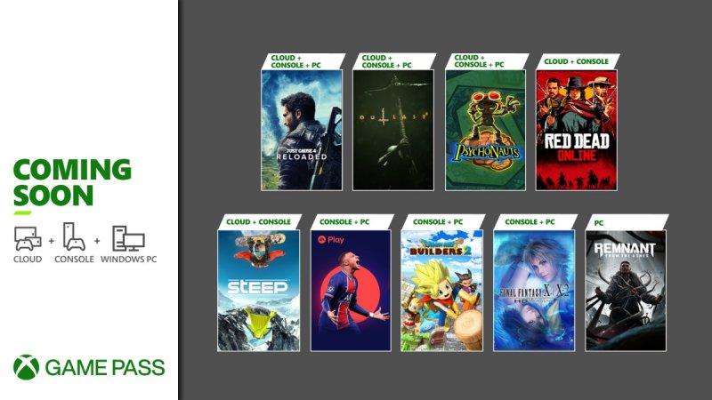 I giochi Xbox Game Pass di maggio 2021.