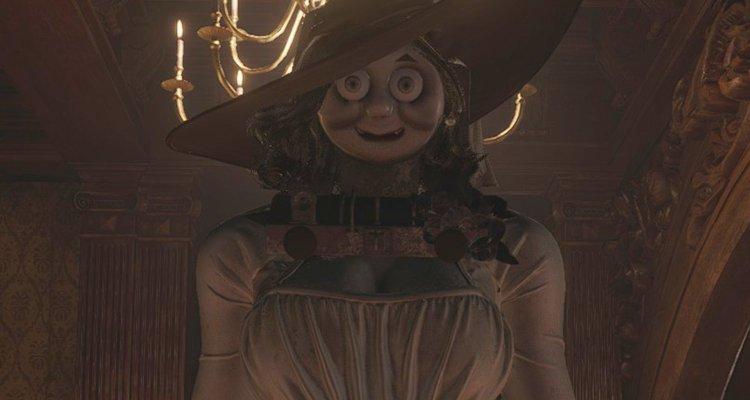 Resident Evil Village, Lady Dimitrescu d …