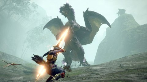 Monster Hunter Rise: PC requirements revealed on Steam, but only for 1080p and 30 FPS