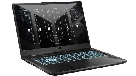 ASUS TUF Gaming F15 and F17, the new gamer notebooks with NVIDIA RTX 3050 Ti