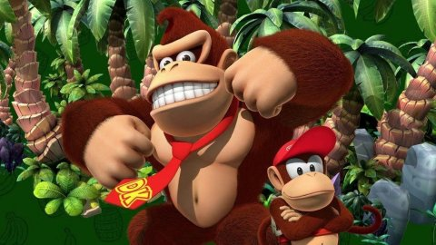 Donkey Kong: a new 2D Nintendo Switch game from the Super Mario Odyssey team?