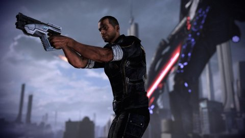 Mass Effect Legendary Edition will not be on Xbox Game Pass, only on EA Play Pro