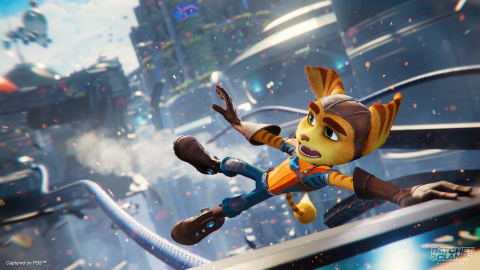 Ratchet & Clank: Rift Apart, weapons, gadgets and performances
