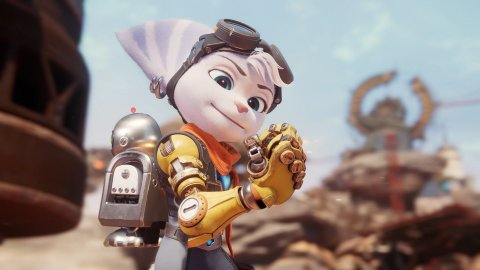Ratchet & Clank: Rift Apart returns to the top of the UK sales chart