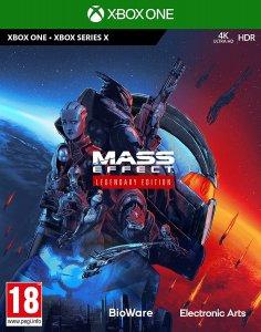 Mass Effect Legendary Edition per Xbox One