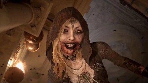 Resident Evil Village, Kev's Bela Dimitrescu cosplay gives different sensations