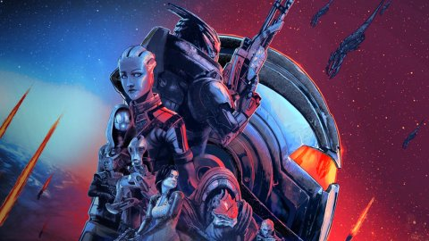 PlayStation Store: Mass Effect Legendary Edition and Hood: Outlaws & Legends