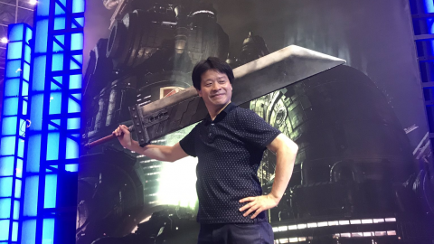 Final Fantasy: Kitase is now the Brand Manager of the Square Enix series