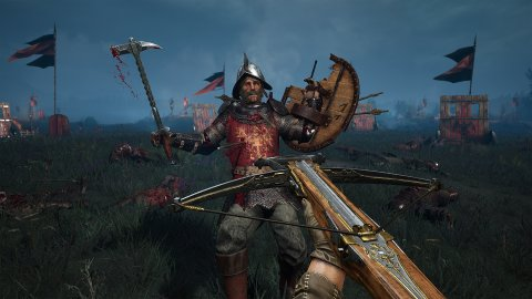 Chivalry 2, release date of the Cross-Play Open Beta for PC, PS4, PS5, Xbox One and Series X | S
