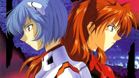 Neon Genesis Evangelion, the cosplay of Rei and Asuka from shirogane and saiwestwood