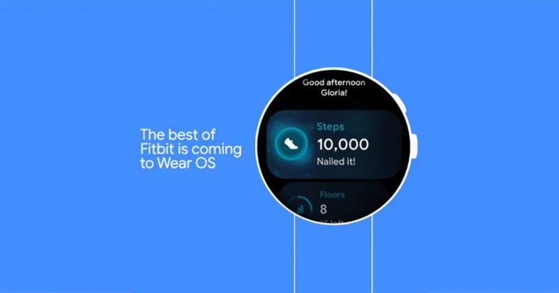 Colaboração entre Fibit e Google para Wear OS