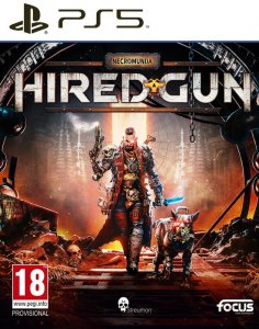 Necromunda: Hired Gun per PlayStation 5