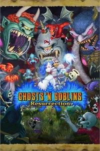 Ghosts 'n Goblins Resurrection per Xbox One