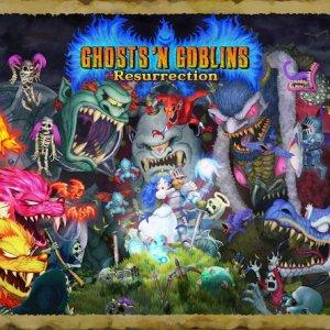 Ghosts 'n Goblins Resurrection per PlayStation 4