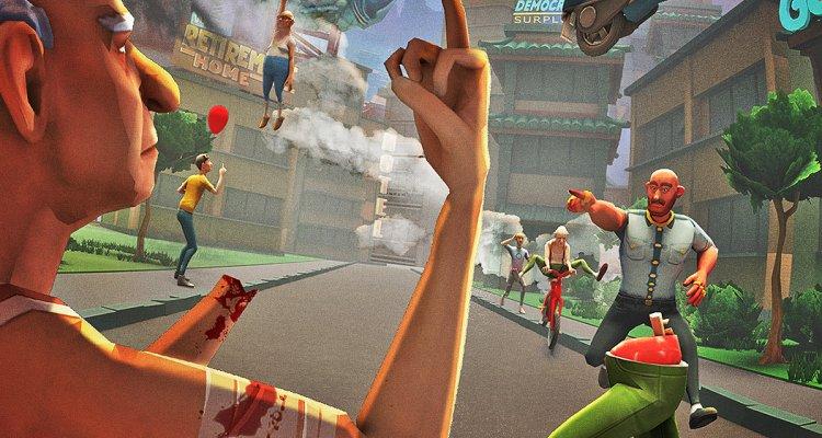 Just Die Already, la recensione di uno strambo sandbox dove tutto è lecito  - Multiplayer.it