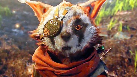 Biomutant, day one broken: THQ Nordic asks users not to spoilers