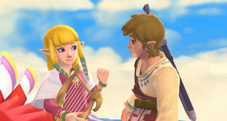 Zelda Skyward Sword HD, Techtonik e Vesp …