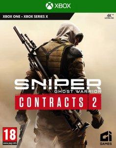 Sniper: Ghost Warrior Contracts 2 per Xbox Series X