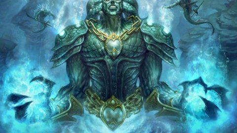 World of Warcraft, the Panther Neptulon cosplay is truly charismatic