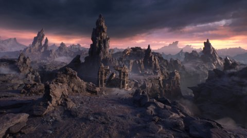 Unreal Engine 5: The new videos show sensational environments created with Nanite and Lumen