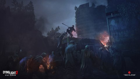 Dying Light 2 Stay Human: free upgrade on PS5 and Xbox Series X confirmed, 3 graphics modes