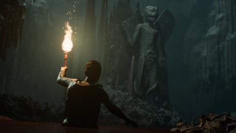 The Dark Pictures Anthology: House of Ashes, interview with game director Will Doyle