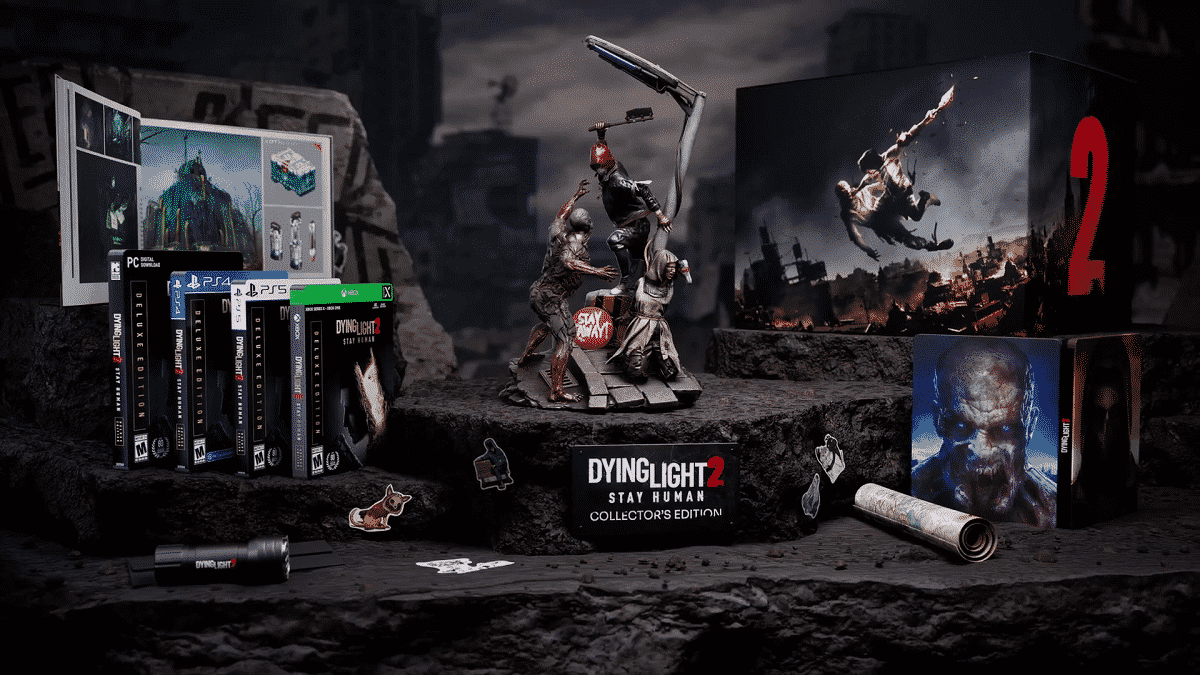 Dying Light 2 Stay Human: Collector's Edition svelata con un trailer -  Multiplayer.it