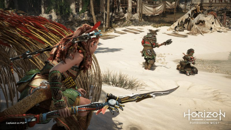 Horizon Forbidden West: aggiorna gratuitamente una PS5