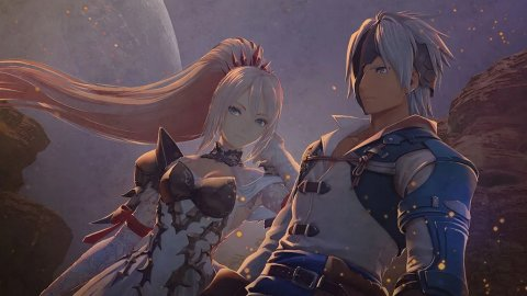 Tales of Arise, images and details: free PS5 upgrade, graphics modes, Dualsense