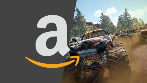 Amazon, offers and discounts on video games and computer science of 2/6/2021