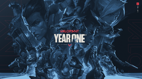 Valorant celebrates its first birthday with 14 million active players