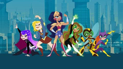 DC Super Hero Girls: Teen Power for Nintendo Switch is available, launch trailer