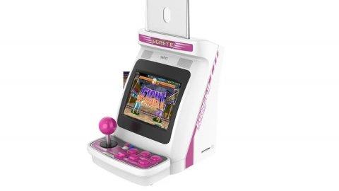 Taito has announced Egret 2 Mini, the new mini arcade cabinet with 40 games