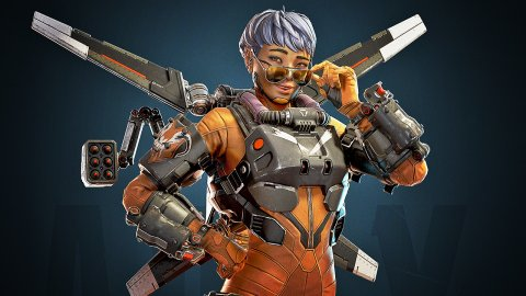 Apex Legends, discovering Valkyrie
