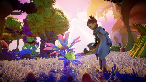 Grow: Song of the Evertree, new sandbox adventure from the authors of Yonder