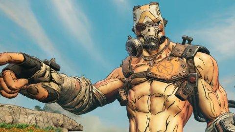 Borderlands 2: Jessica Nigri's Krieg cosplay is better than the original