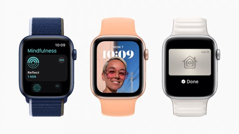 watchOS 8 announced at WWDC 2021: all the news on Health and Workouts for Apple Watch