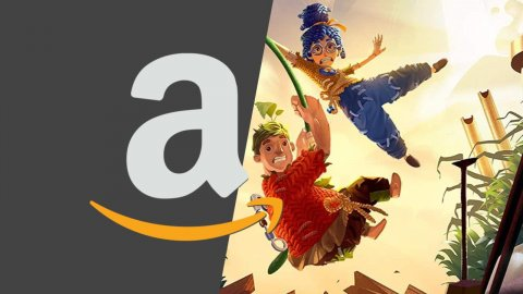 Amazon, offers and discounts on video games and computer science of 9/6/2021
