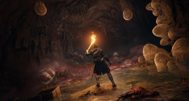 Elden Ring, un video di gameplay trafuga …