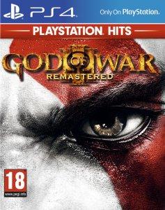 God of War III Remastered per PlayStation 4