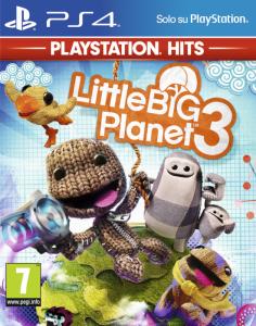 LittleBigPlanet 3 per PlayStation 4