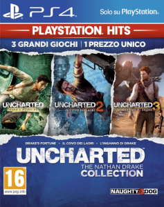 Uncharted: The Nathan Drake Collection per PlayStation 4
