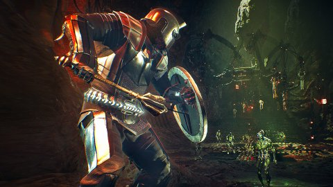 The Last Oricru, the preview: half Dark Souls and half Mass Effect, with the coop!