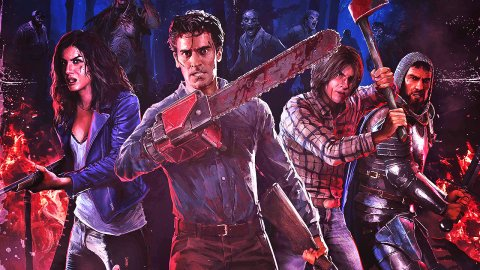 Evil Dead: The Game, preview