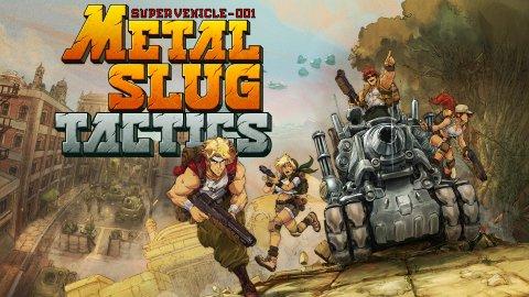 Metal Slug Tactics, the preview