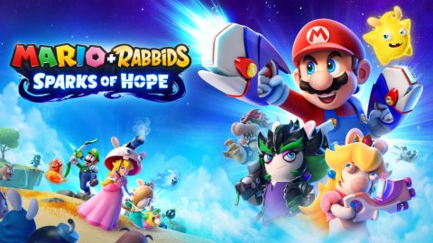 Mario + Rabbids Sparks of Hope officially appears on the Nintendo website
