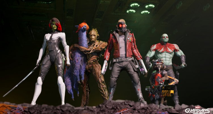 Marvel's Guardians of the Galaxy e …